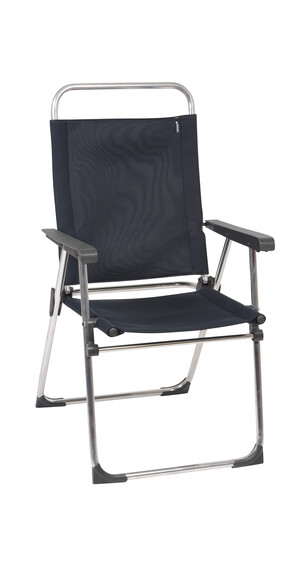 Lafuma Mobilier VICTORIA - Siège camping - Airshell gris